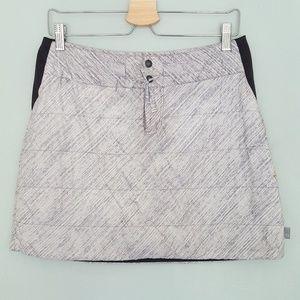 Mountain Hardwear Down Miniskirt Gray